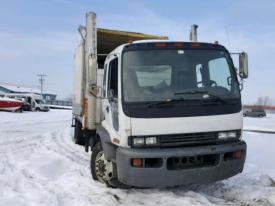 Salvage Isuzu HEAVY